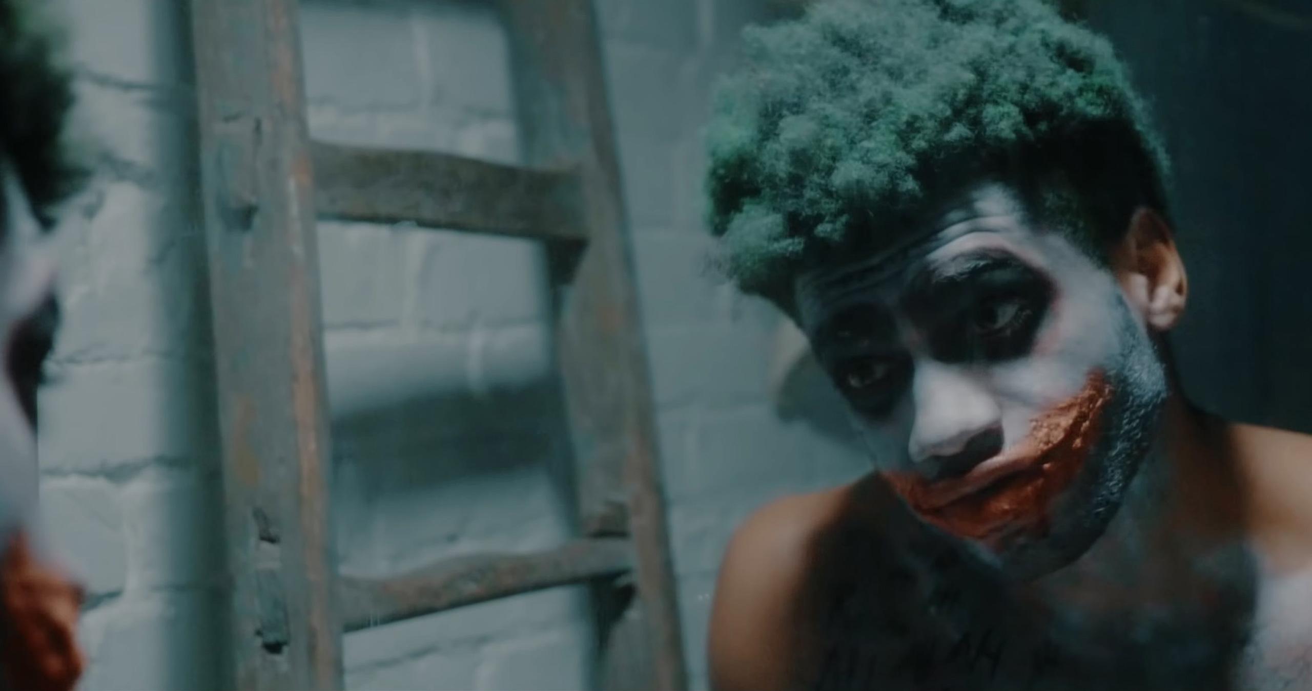 Uche Aguh - Black Joker